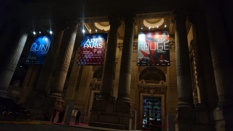 Grand Palais Art Paris Art Fair 2019