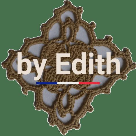 Logo marque by Edith