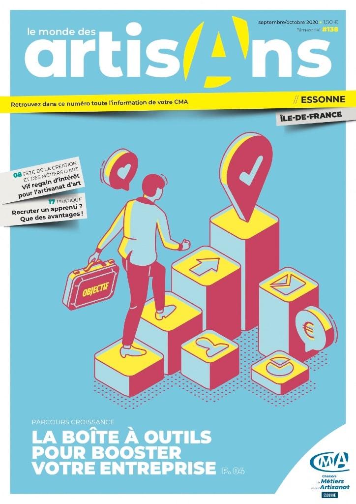 Magazine Le monde des artisans