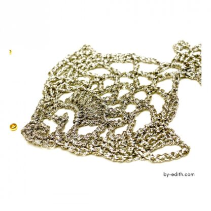 Poisson en dentelle au crochet