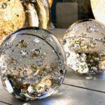 Décoration d'intérieur en verre de Soisy-sur-Ecole