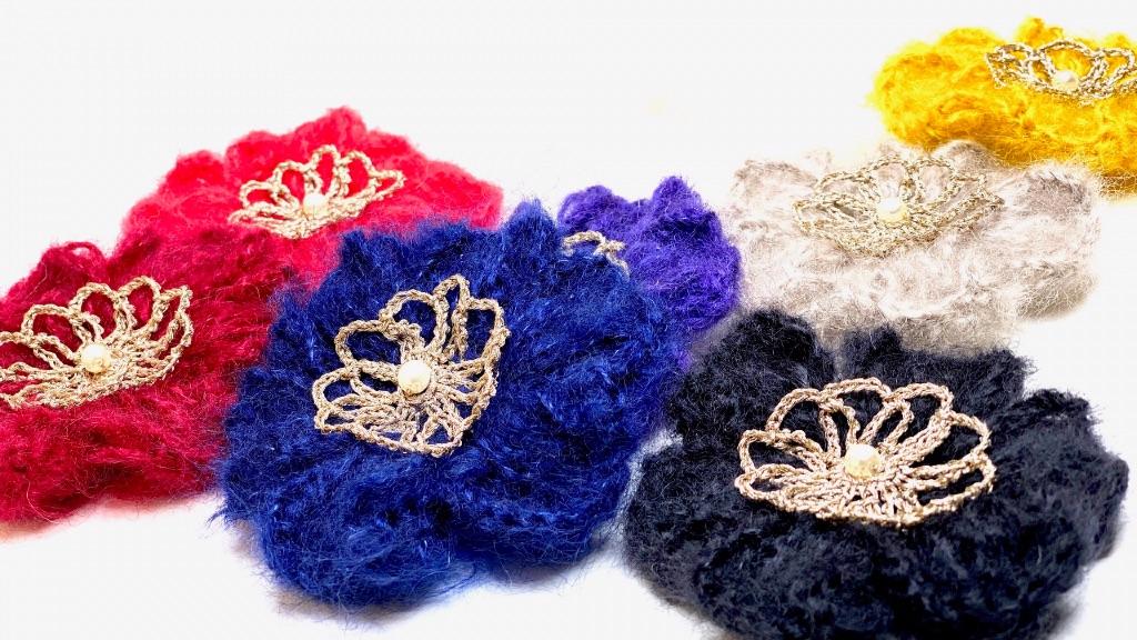 entretien bijoux au crochet