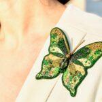 entretien bijoux brodés ou au crochet